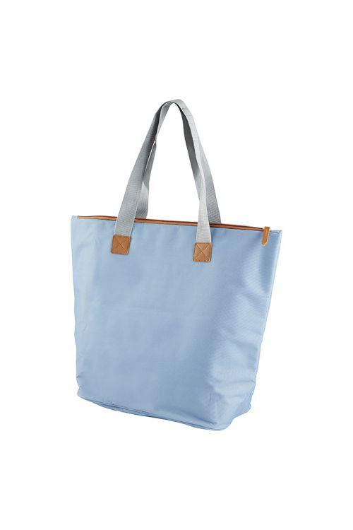 Hladilna torba Shopping bag (d 37 x š 40 x v 20 cm, prostornina 30 l,  modre barve)