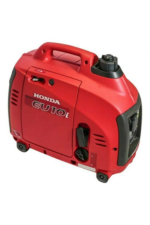 Agregat Honda EU 10i (1 kW, rezervoar: 2,1 l, čas delovanja: 234 min)