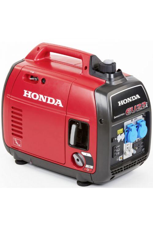 Agregat Honda EU 22i (2.2 kW, rezervoar: 3.6 l, čas delovanja: 3.5 h)