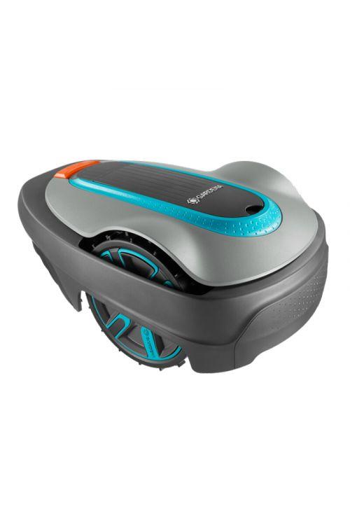 Robotska kosilnica GARDENA Sileno city 400 (18 V, širina reza 16 cm, nagib do 25%, za površine velikosti cca 400 m2)