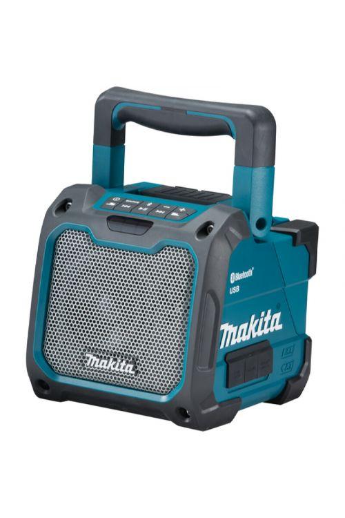 Akumulatorski bluetooth zvočnik Makita DMR201 (10,8–18 V, brez baterije, IP64)