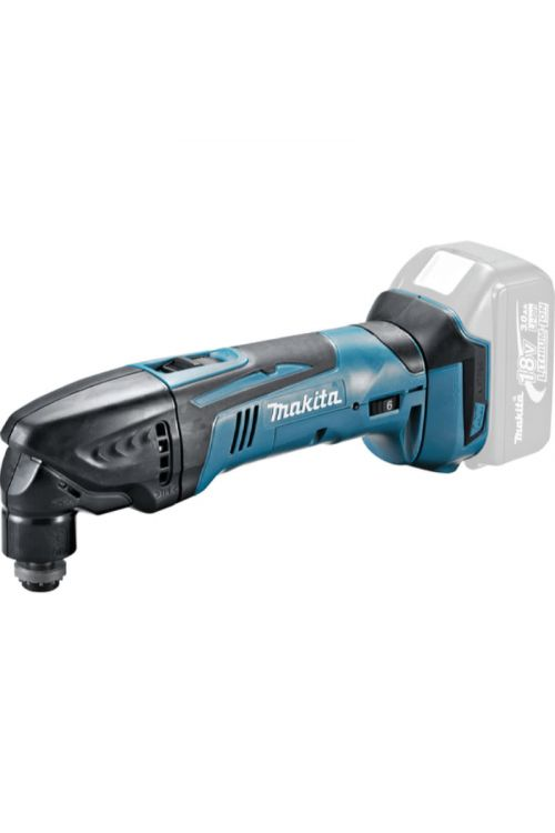 Akumulatorsko multifunkcijsko orodje Makita DTM50Z (18 V, brez baterije, oscilacijski kot: 3,2°)