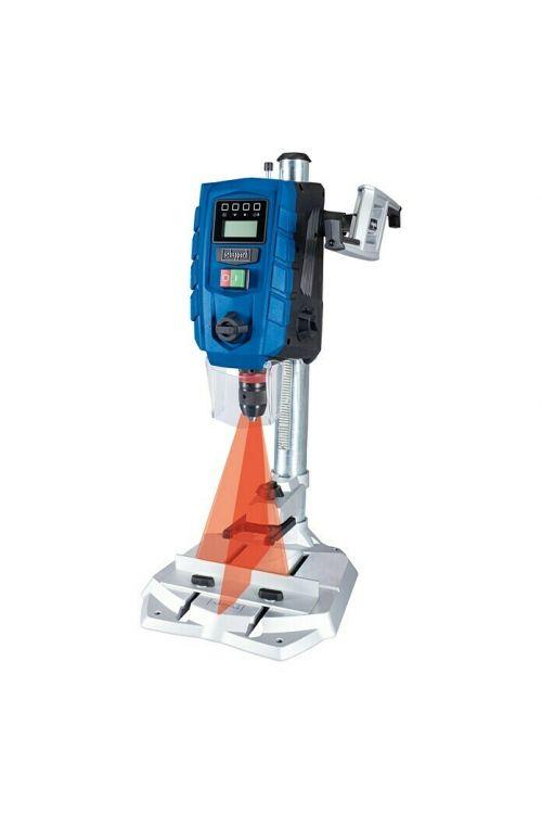 Namizni vrtalni stroj Scheppach DP 60 (710 W, 0–2.600 vrt./min, 1,5–13 mm)