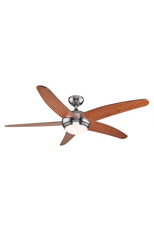 Stropni ventilator Proklima Tobago (132 cm, venge/krom, 80 W)