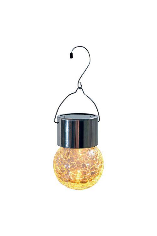 LED viseča solarna svetilka BAUHAUS (2 kosa, višina: 13,5 cm)