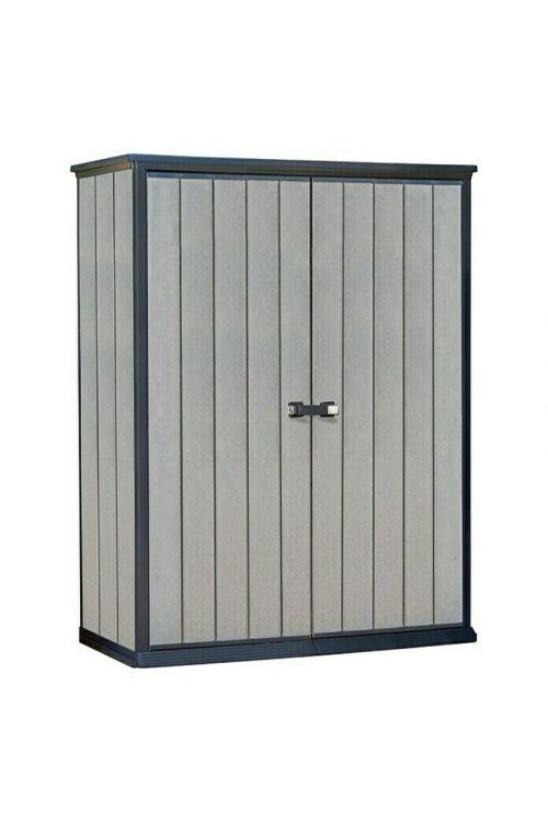 Vrtna omara Keter High Store Plus (140 x 73,6 x 107,4 cm, DuoTech™, 2 polici)