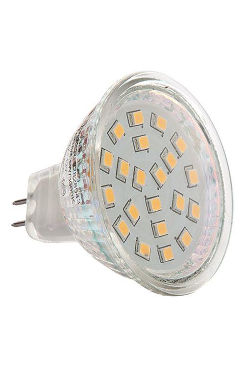Reflektorska LED-svetilka Voltolux (3,5 W, 250 lm, 2700 K, toplo bela, energetski razred: G, GU5.3, kot svetlobnega snopa: 120°)