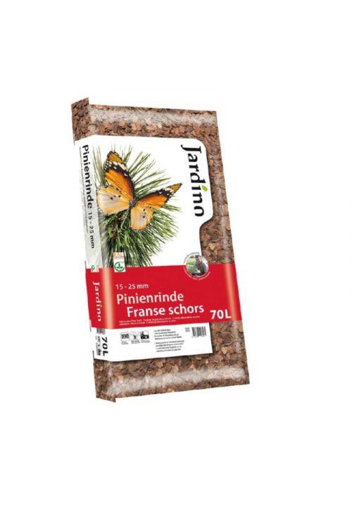 Okrasno lubje Jardino (iz borovega lesa, 15–25 mm, 70 l)