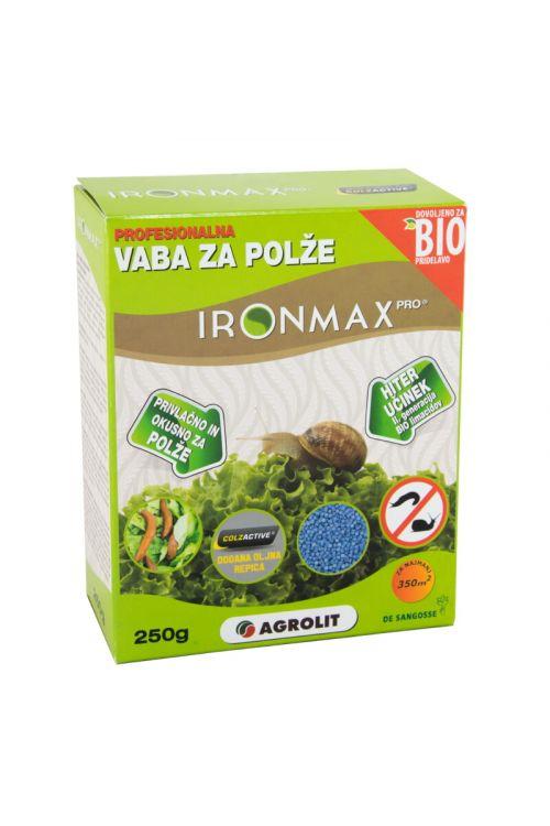 Vaba za polže Ironmax Pro (250 g)