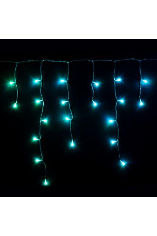 LED svetlobna veriga Twinkly Icicle (190 pametnih LED diod, RGB)