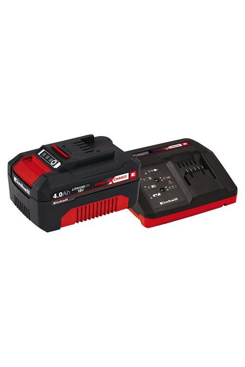 Starter kit Einhell Power X-Change (18 V, 4.0 Ah)
