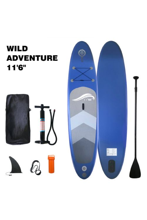 Sup Too Much Wild Adventure (350 x 81 x 15 cm, nosilnost do: 150 kg)