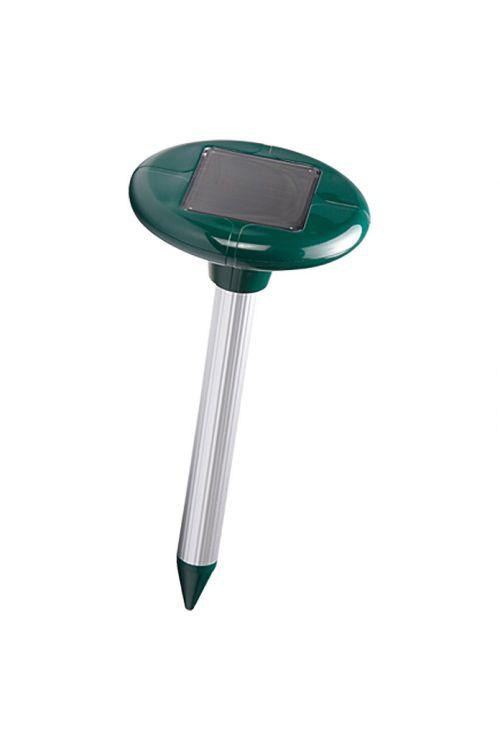 Odganjalnik voluharjev in krtov UniTec (500 m², 400–1000 Hz, zelen/črn)