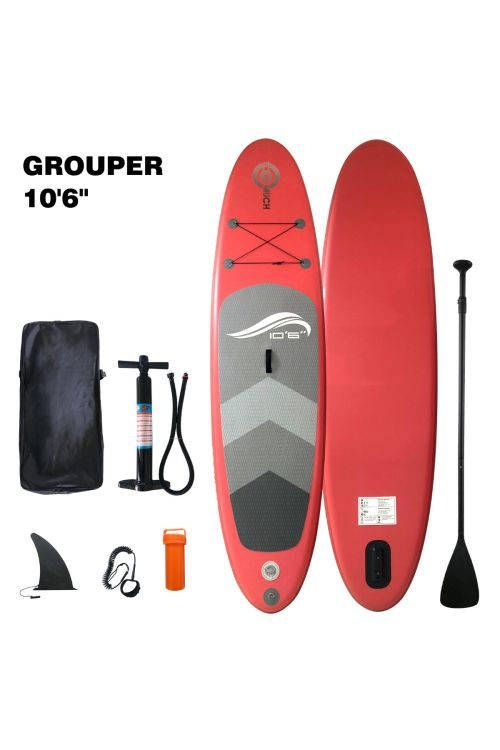 Sup Too Much Grouper (320 x 81 x 15 cm, nosilnost do: 130 kg)