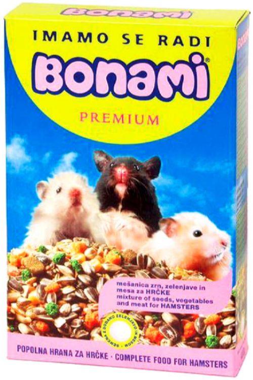 Hrana za hrčke Bonami (400 g)
