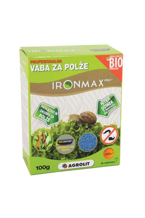 Vaba za polže Ironmax Pro (100 g)