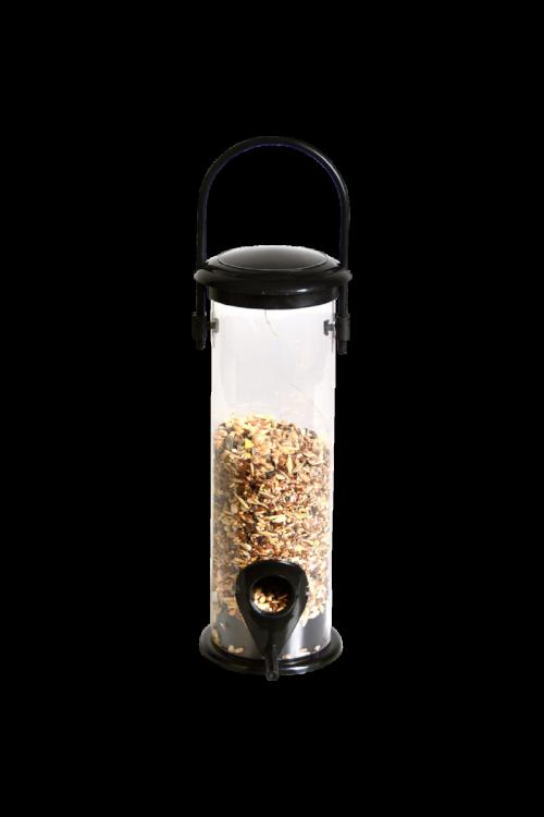 Silos za hranjenje ptic (22,6 x 8 x 13,1 cm)