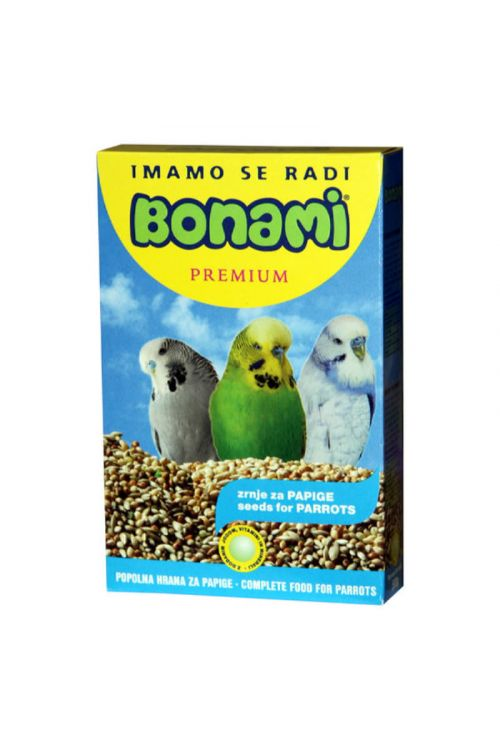 Hrana za papige Bonami (500 g)