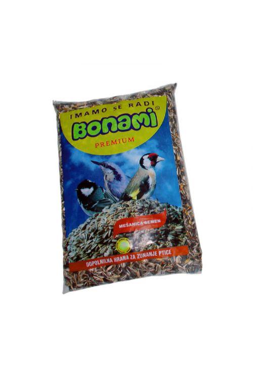 Hrana za zunanje ptice Bonami (1 kg)