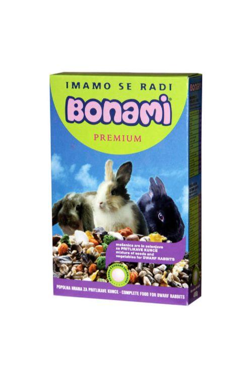 Hrana za pritlikave kunce Bonami (400 g)