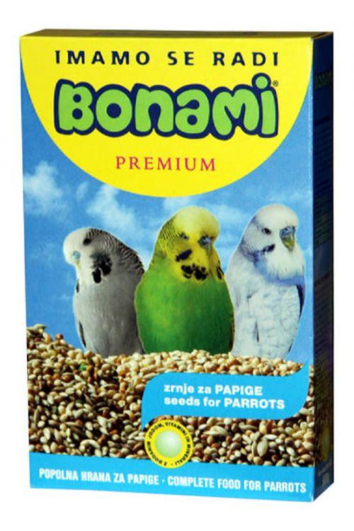 Hrana za srednje velike papige Bonami (400 g)