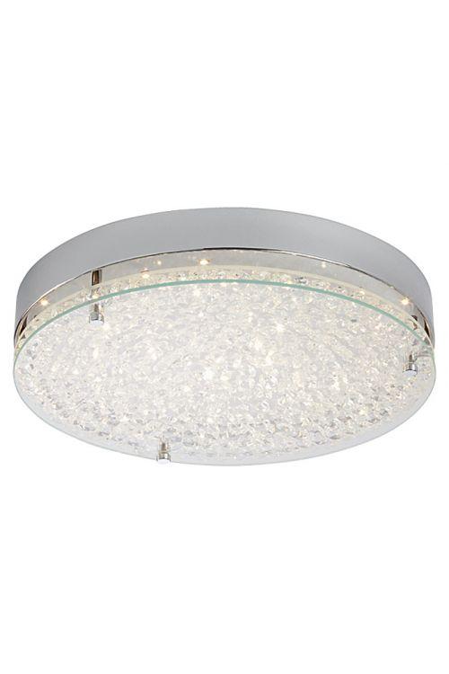 Stropna LED-svetilka Tween Light Trieste (maks. moč: 15 W, barva telesa svetilke: krom, nevtralno bela, energetski razred: A++ do A)