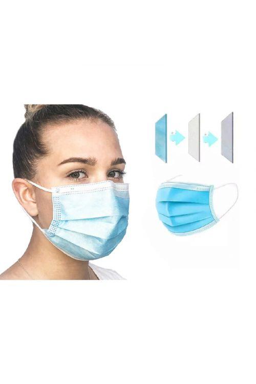 Higienska maska za enkratno uporabo  (25 kos)