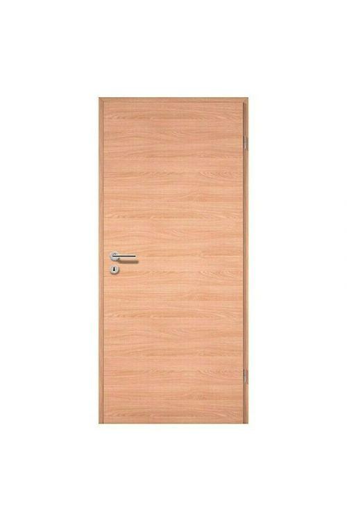Sobna vrata GetaDoor Lamineo GLN 42Q (39 x 650 x 2000 mm, svetli hrast, desna)