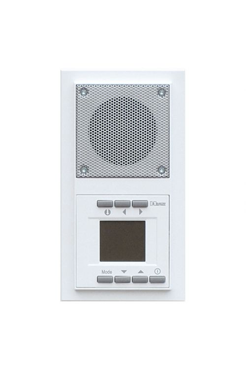 Podometni radio Voltomat ART (bel, dvojni)