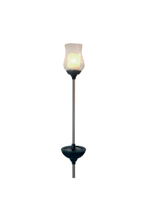 Solarna svetilka BAUHAUS (višina: 80 cm, z zemeljskim klinom)