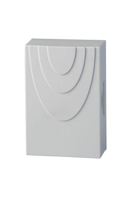 Hišni zvonec Heidemann Solo (38 x 80 x 119 mm, 82 dB, bel, umetna masa)