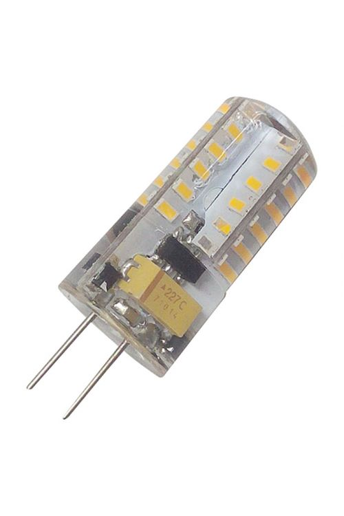 LED-sijalka Voltolux (2,5 W, 220 lm, toplo bela svetloba, GY6.35, energetski razred: F)