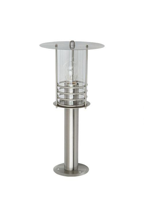 Zunanja stoječa svetilka Starlux Silver Star II (60 W, 22 x 45 x 22 cm, E27, jeklo)