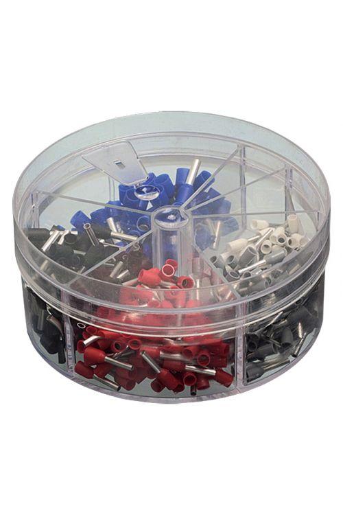 Škatla z votlicami Voltomat (0,5–2,5 mm², 400 kosov)