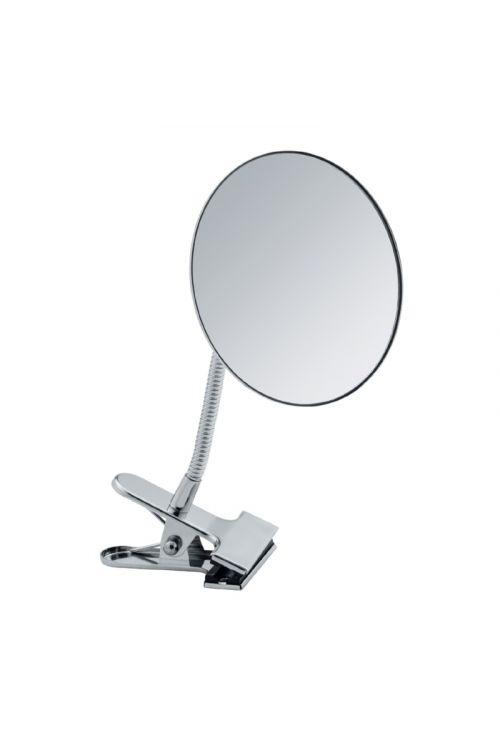 Kozmetično ogledalo Wenko (Ø 15 x 27 cm, s sponko)