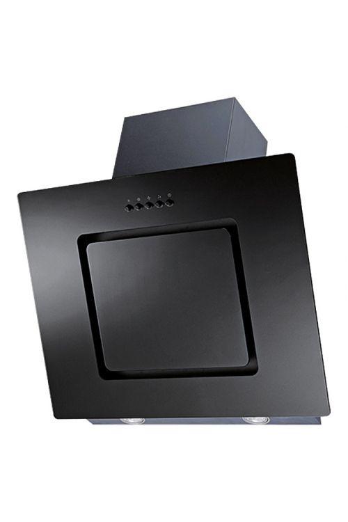 Poševna napa Alabaster CH 22010 S, Respekta (širina: 60 cm, zmogljivost odvajanja zraka po EN 61591: 314 m³/h, energetski razred: D, črna)