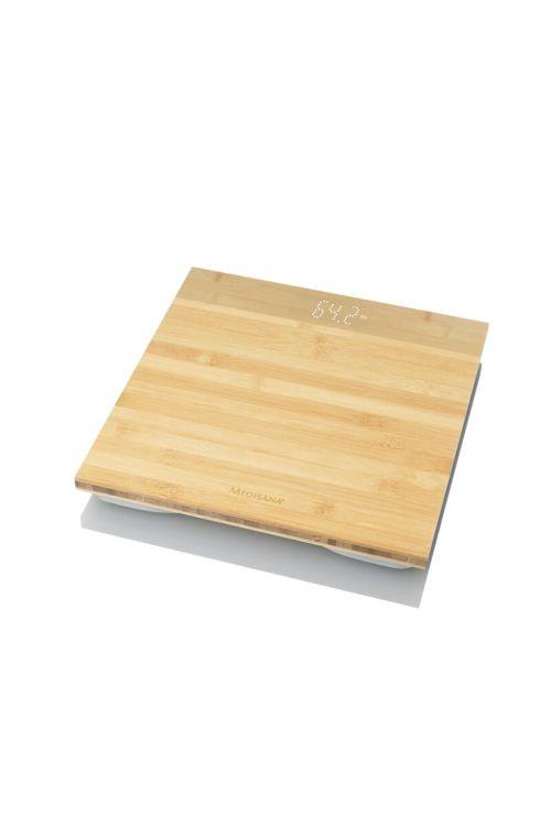 Osebna tehtnica Medisana PS 440 Bambus (digitalna, nosilnost maks. 180 kg)