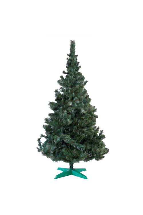 Umetno božično drevo SLIM (PVC, zeleno, 150 cm)