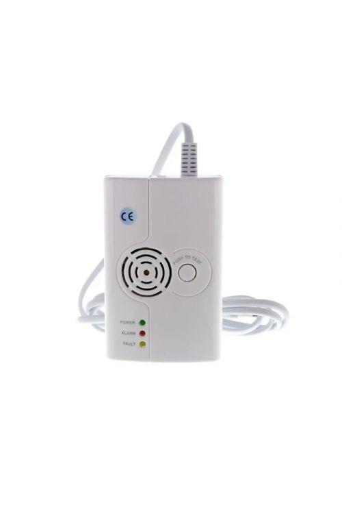 Detektor plina MT HM710 (11 x 7 x 4 cm, življenjska doba: do 10 let, 75 dB)
