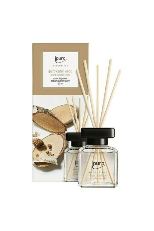 Dišava za prostor Ipuro ESSENTIALS Cedar Wood (50 ml)