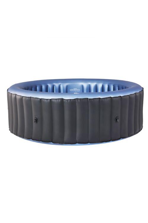 Masažni bazen MSpa Comfort Series Bergen (š 204 x v 70 cm, za 6 oseb, 138 masažnih šob, črpalka 1.325 l/h, moč ogrevanja 1,5 kW)