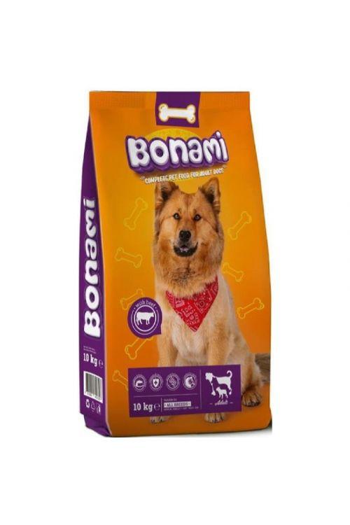 Briketi za pse Bonami (10 kg, govedina)