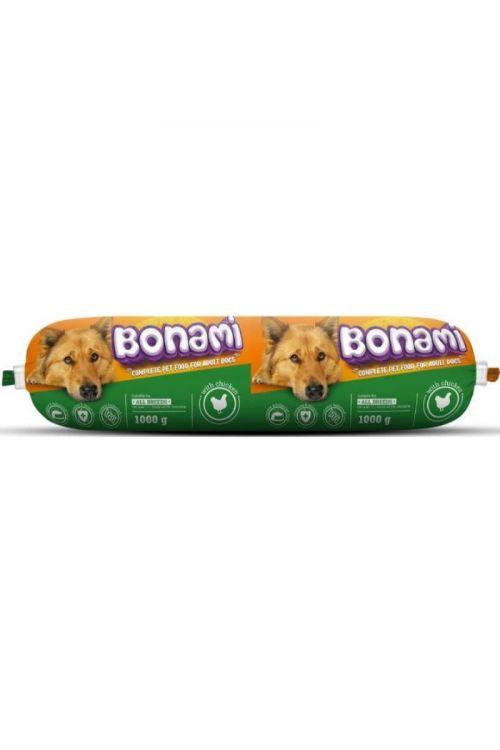 Salama za pse Bonami (1 kg, piščanec)