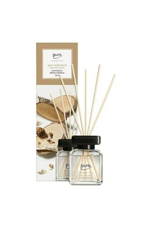 Dišava za prostor Ipuro ESSENTIALS Cedar Wood (100 ml)