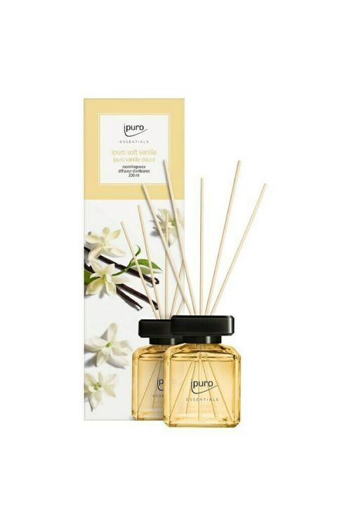 Dišava za prostor Ipuro ESSENTIALS Soft Vanilla (200 ml)