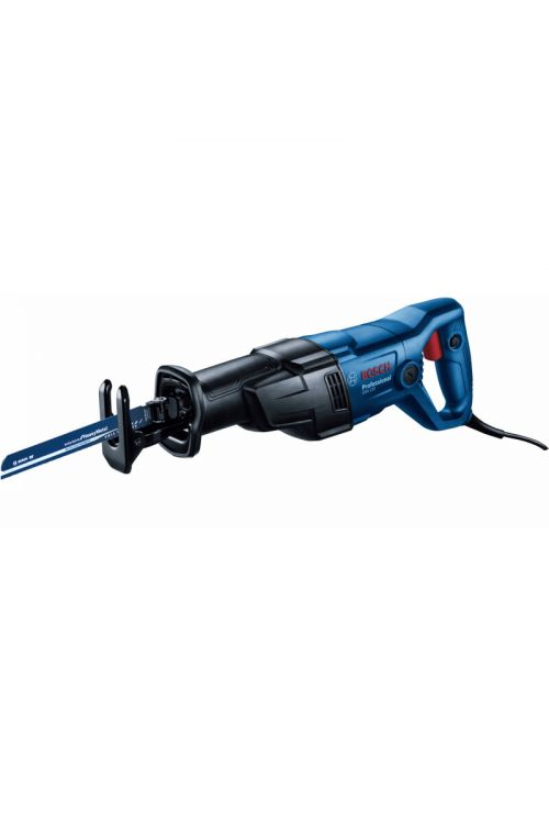 Sabljasta žaga BOSCH Professional GSA 120 (1.200 W, dolžina hoda: 29 mm, 0–3.000 hodov/min)