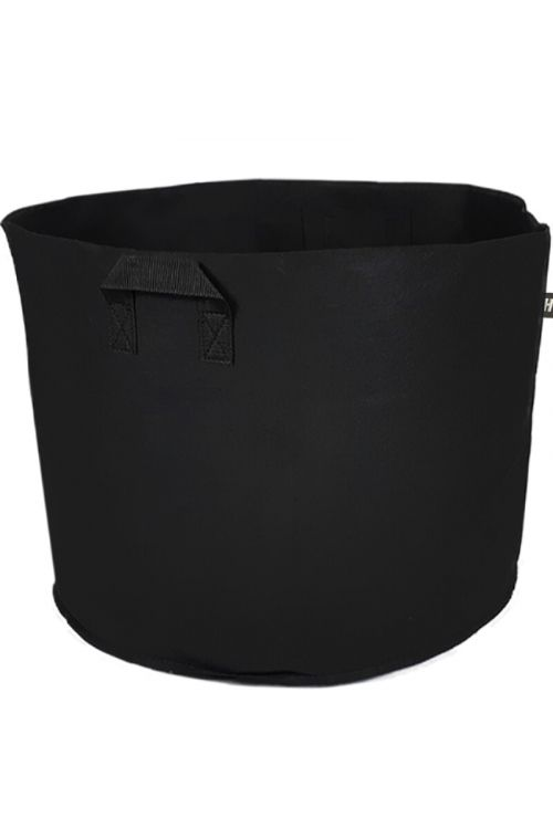 Sadilna vreča PlantIN (128 l, črna)