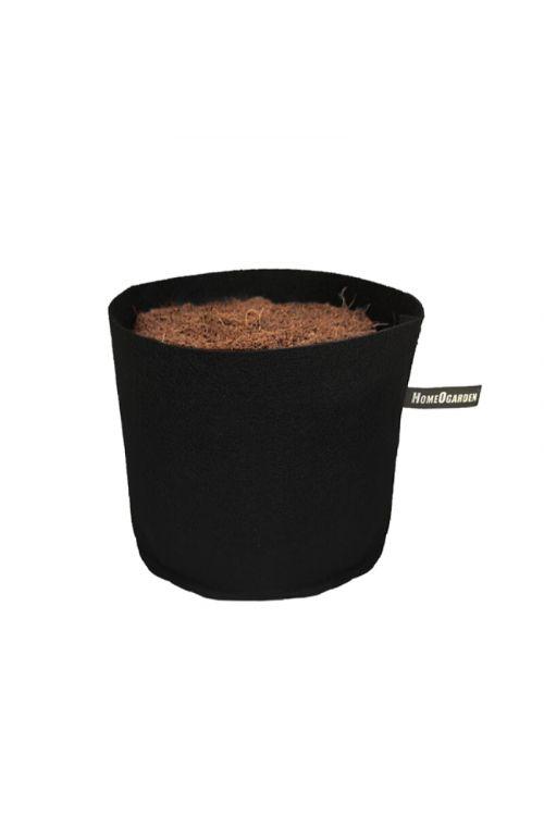 Sadilna vreča PlantIN (3,8 l, črna)
