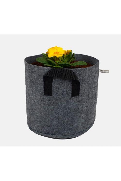 Sadilna vreča PlantIN (19 l, siva)