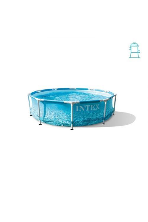 Montažni bazen Intex Beachside (Ø x v: 305 x 76 cm, filter: 1.250 l/h)